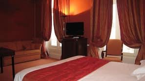 Hochwertige Bettwaren, Minibar, schallisolierte Zimmer, kostenloses WLAN