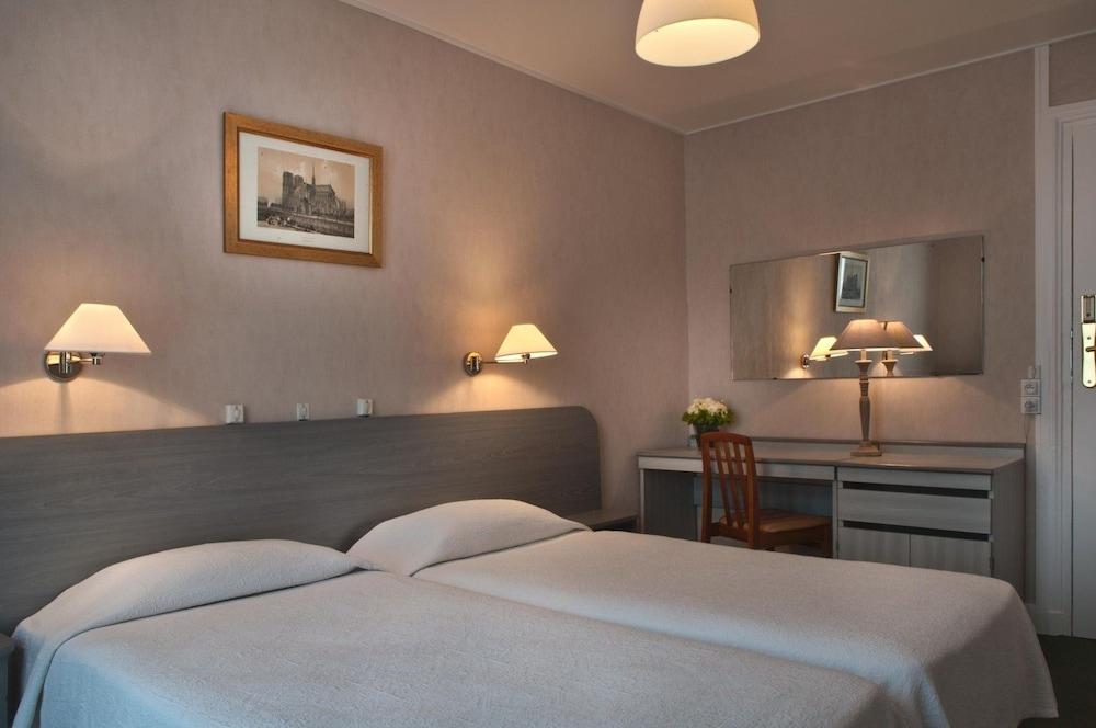 Central hotel paris paris fra expedia - Lits jumeaux pour adultes ...