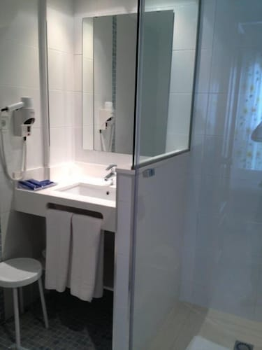 Bathroom, Hotel Albatros