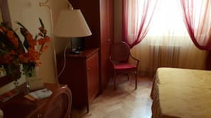 16 bedrooms, minibar, in-room safe, desk