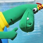 어린이 수영장