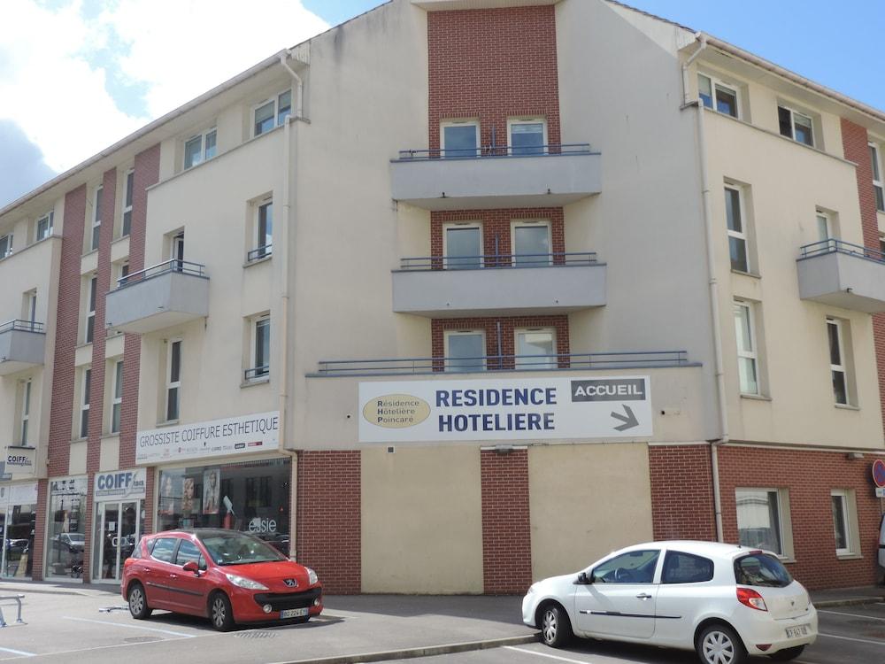 R sidence h teli re poincar oise departement frankrike for Residence hoteliere