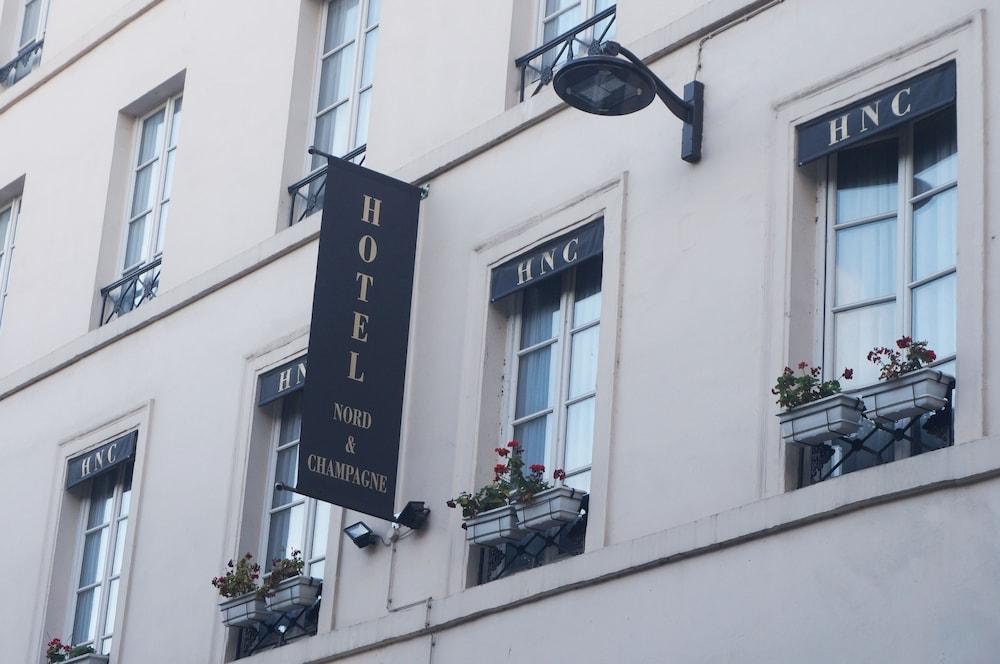 Hotel Chabrol Paris