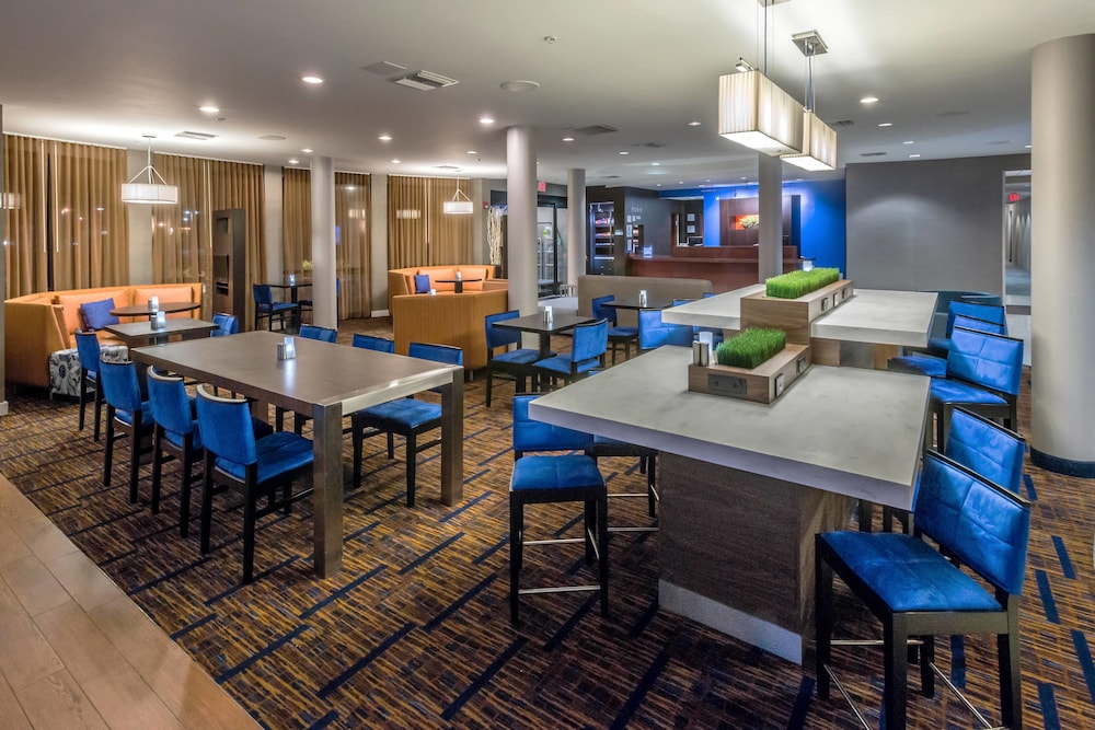 Restaurant, Courtyard by Marriott Panama City