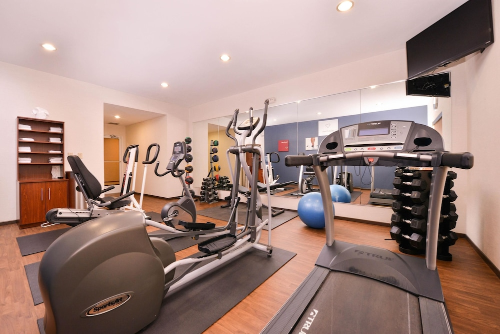 Fitness Facility, Comfort Suites Mount Vernon
