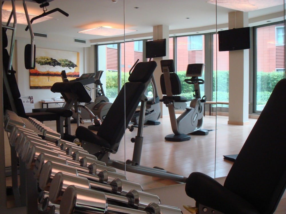 Fitness Facility, Hotel Cruise