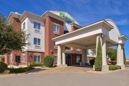 南阿比林商場快捷假日套房酒店