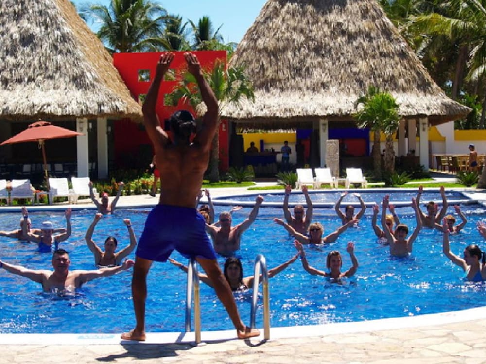 Outdoor Pool, Royal Decameron Salinitas - All Inclusive