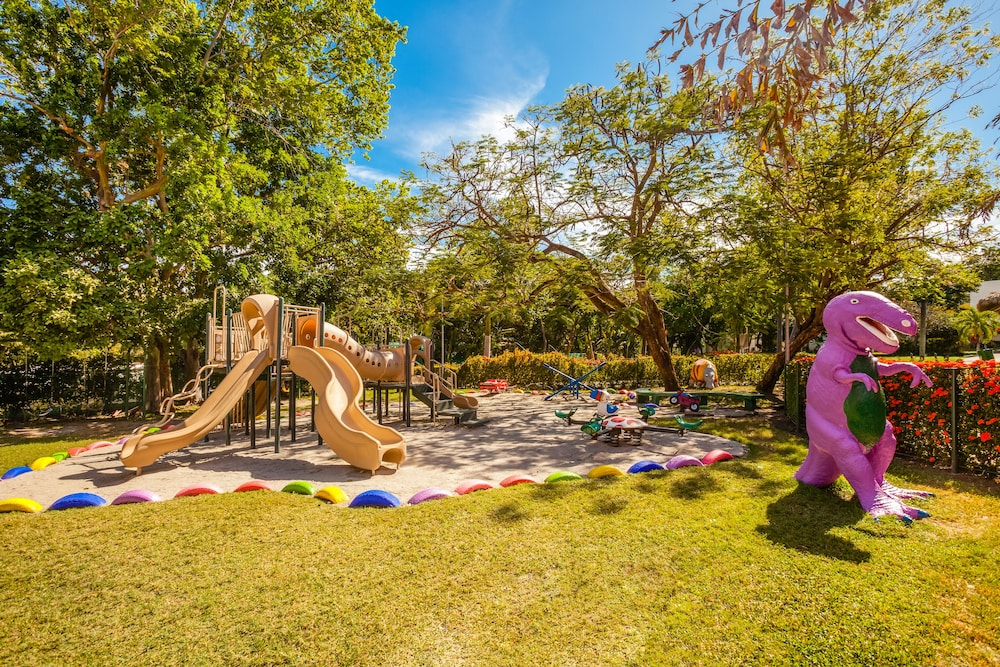 Children's Play Area - Outdoor, Royal Decameron Salinitas - All Inclusive