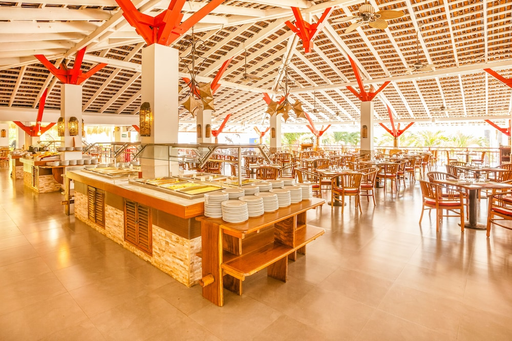 Buffet, Royal Decameron Salinitas - All Inclusive