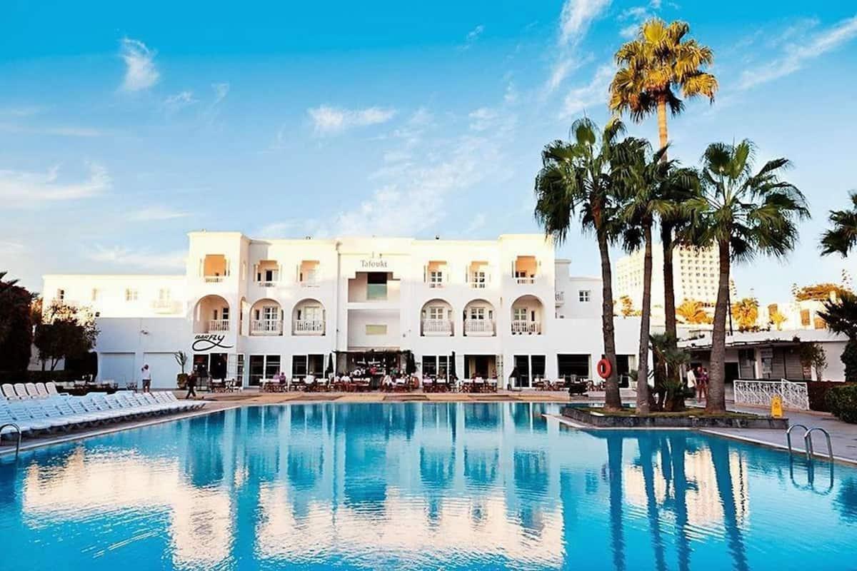 Royal Decameron Tafoukt All Inclusive In Agadir Expedia