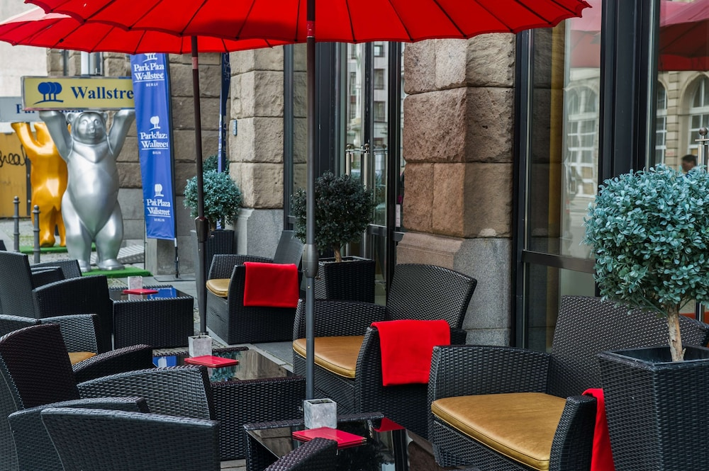 Terrace/Patio, Park Plaza Wallstreet Berlin Mitte