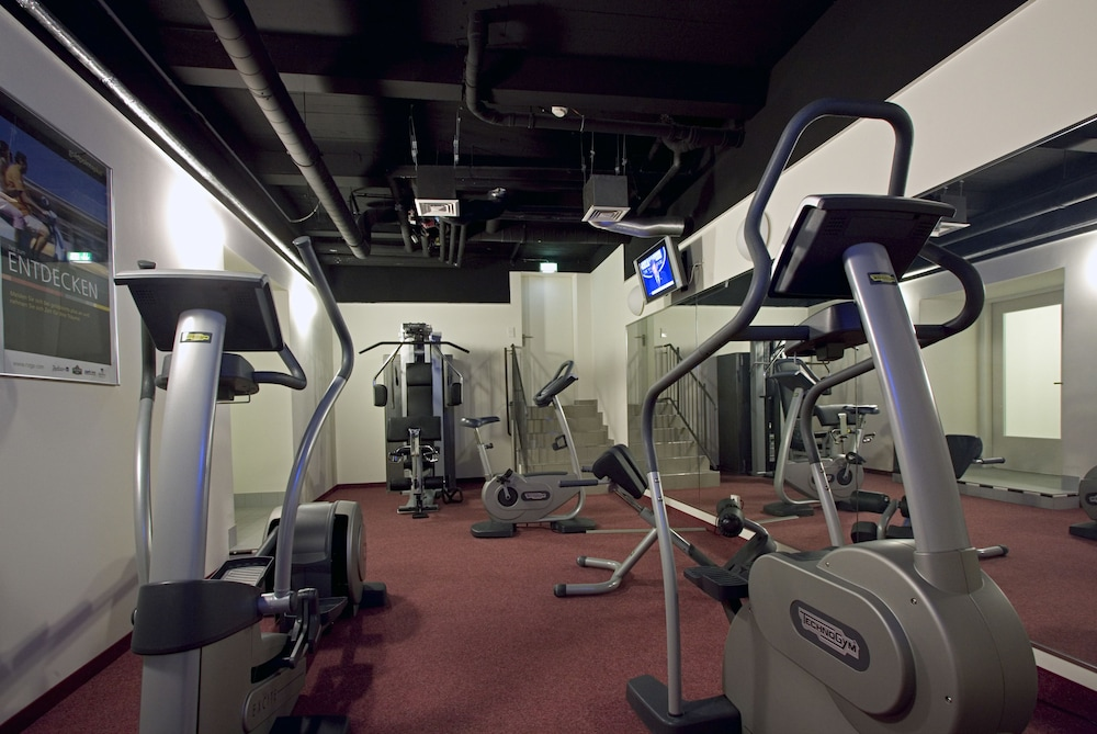 Fitness Facility, Park Plaza Wallstreet Berlin Mitte