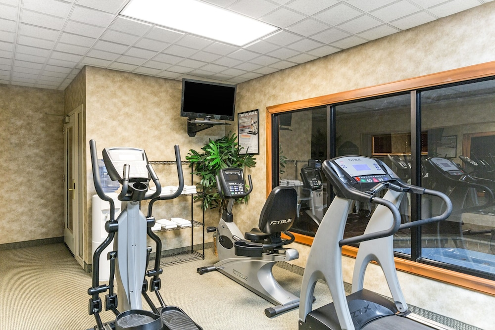 Fitness Facility, Wingate by Wyndham Tupelo