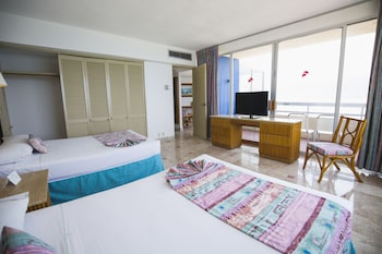 Bahia Suite, Vista frontal al Mar - Guestroom