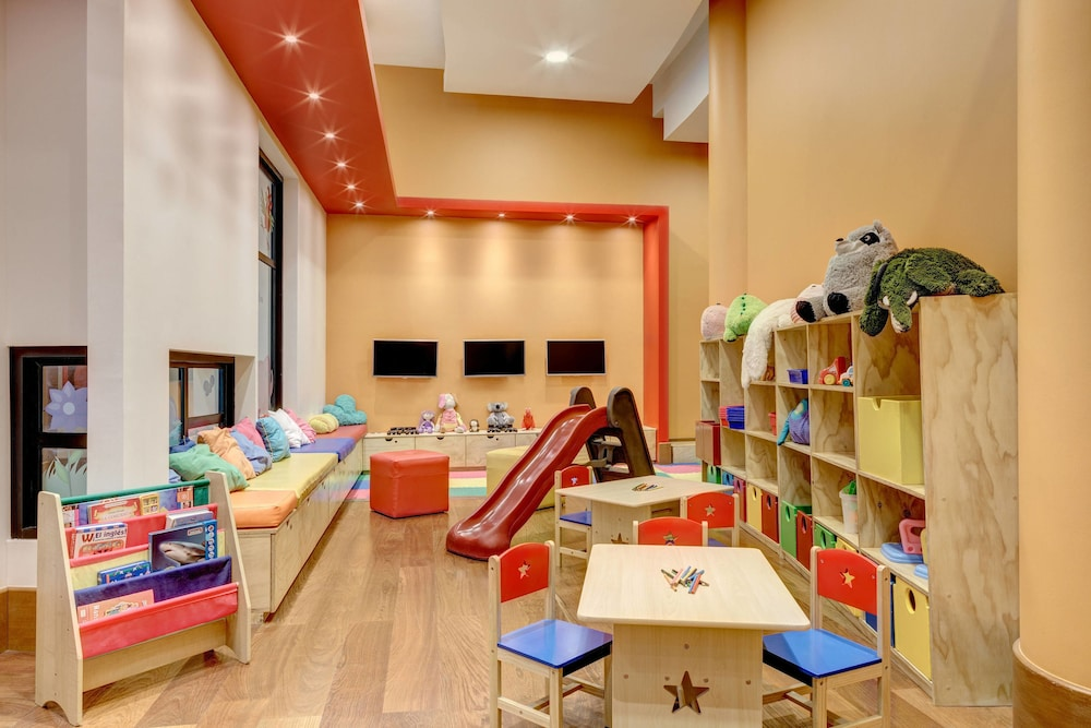 Children's Play Area - Indoor, Sheraton Miramar Hotel and Convention center