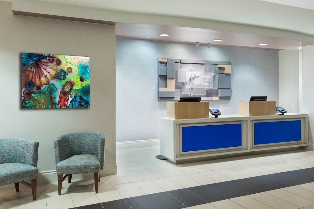 Holiday Inn Express Hotel Suites Ft Lauderdale Plantation 2019 Room Prices 103 Deals Reviews