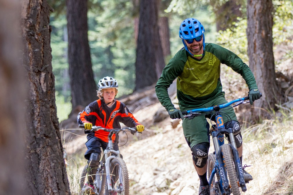 Bicycling, Tahoe Mountain Lodging