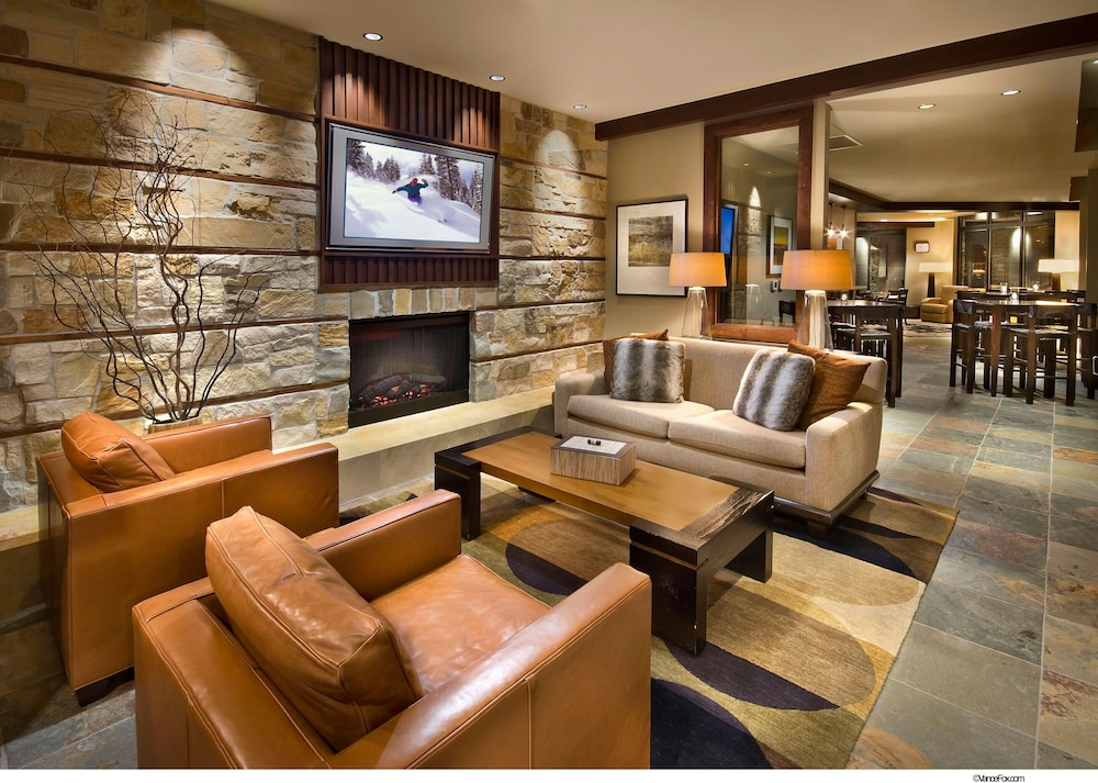 In-Room Business Center, Tahoe Mountain Lodging