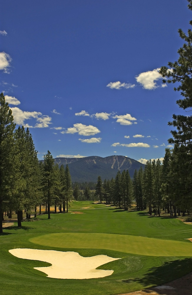 Golf, Tahoe Mountain Lodging