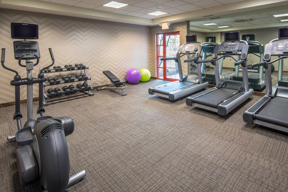 Fitness Facility, Residence Inn by Marriott Portland North
