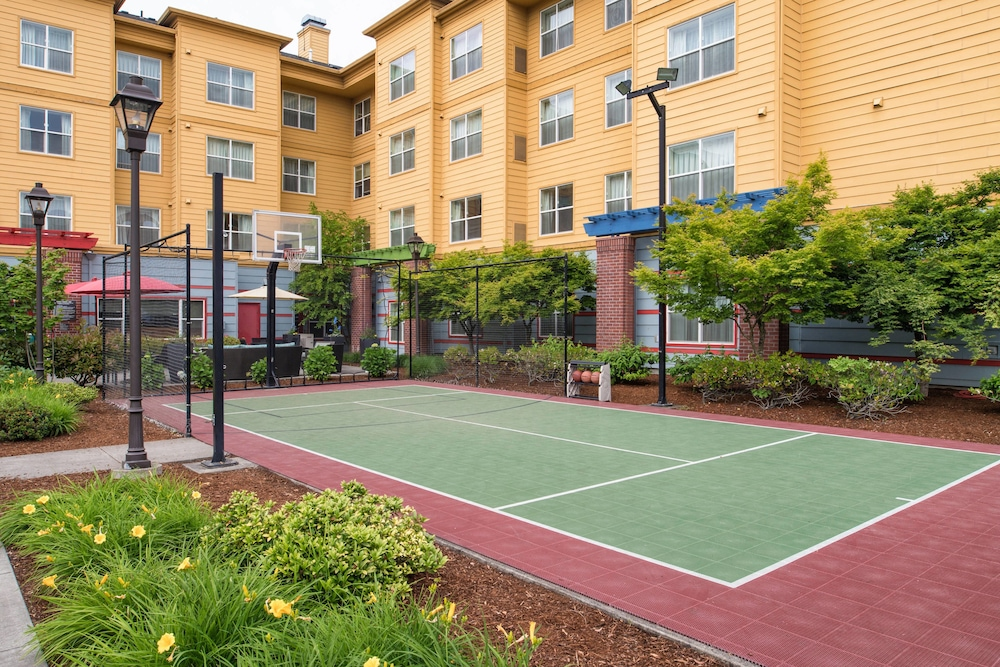 Sports Facility, Residence Inn by Marriott Portland North