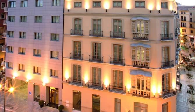 Molina Lario Hotel Málaga España Expedia Es