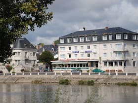 The Originals City, Hôtel Le Bellevue, Montrichard (Inter-Hotel)
