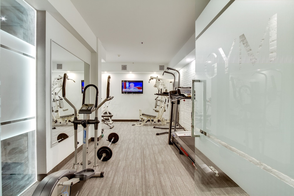 Gym, Hotel Port Royal
