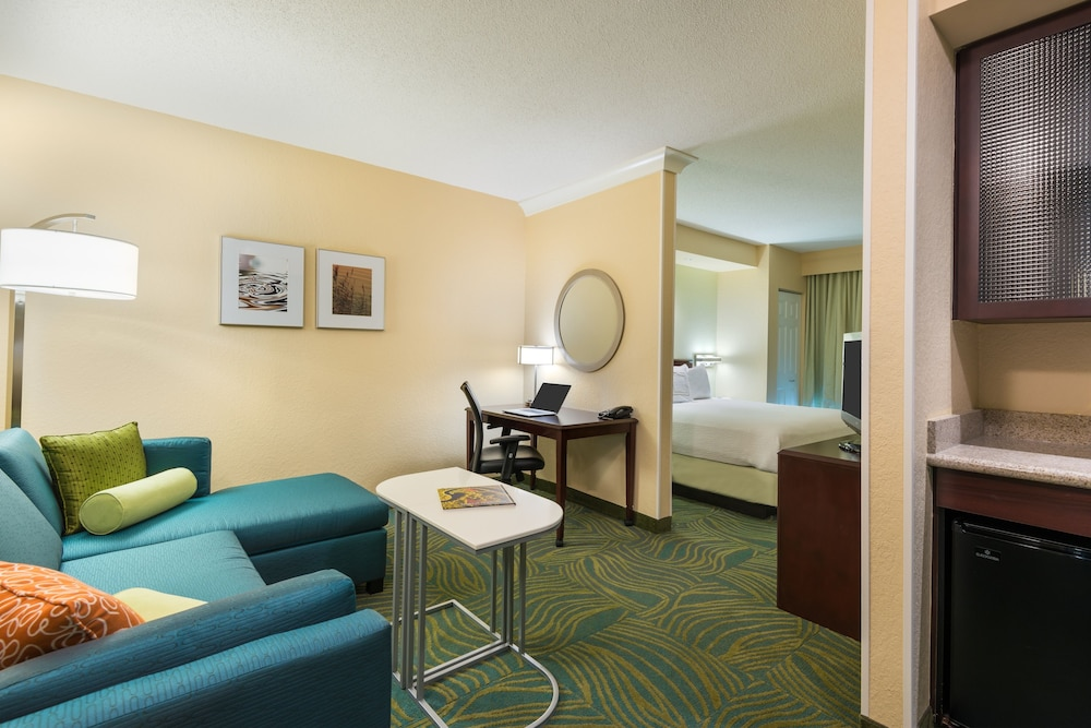 Room, SpringHill Suites by Marriott Fort Myers Airport