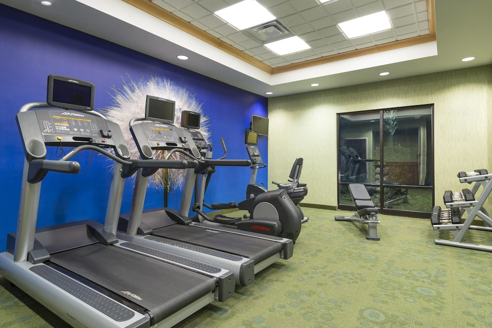 Fitness Facility, SpringHill Suites by Marriott Fort Myers Airport