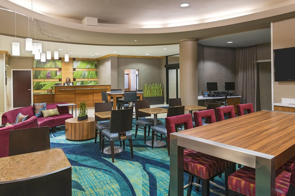 Lobby, SpringHill Suites by Marriott Fort Myers Airport