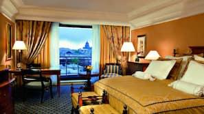 1 bedroom, premium bedding, down duvet, memory foam beds