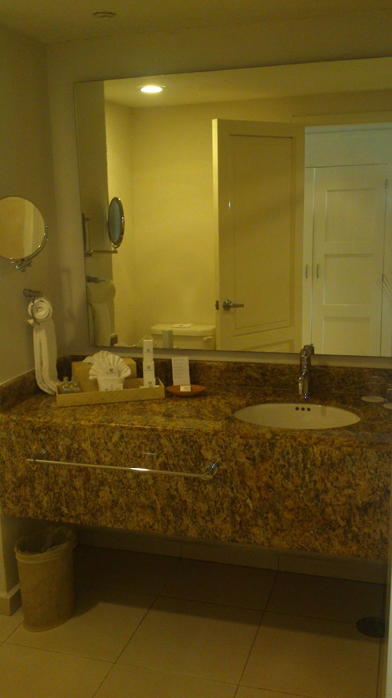 Bathroom Sink, Blue Bay Grand Esmeralda All Inclusive