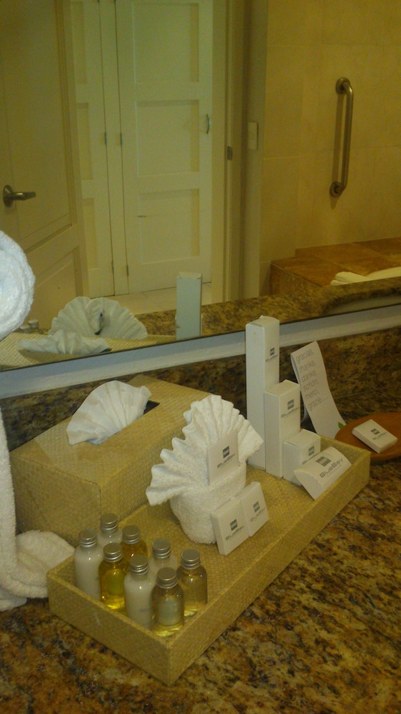 Bathroom Amenities, Blue Bay Grand Esmeralda All Inclusive