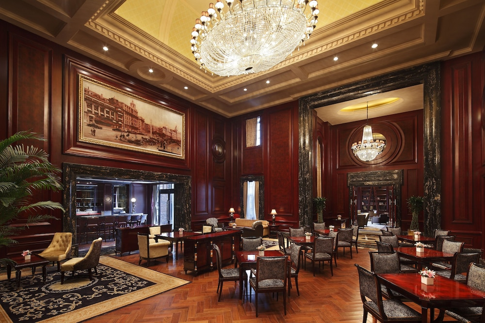 Restaurant, InterContinental Shanghai Ruijin