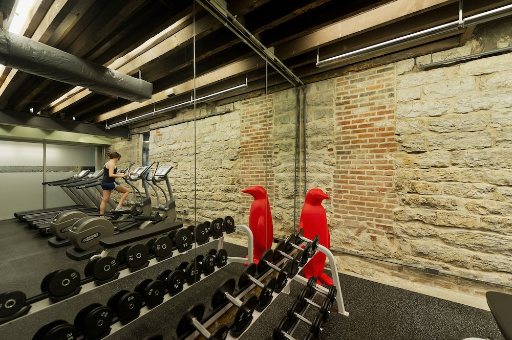 Gym, 21c Museum Hotel Louisville - MGallery