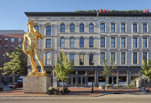 Great Place to stay 21c Museum Hotel Louisville near Louisville