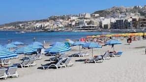 Ubicación a pie de playa, toallas de playa y vóley playa