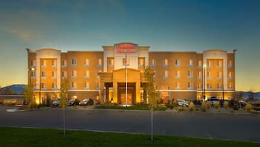Hampton Inn and Suites Reno