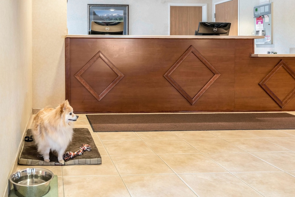 Lobby, Quality Inn & Suites at Olympic National Park