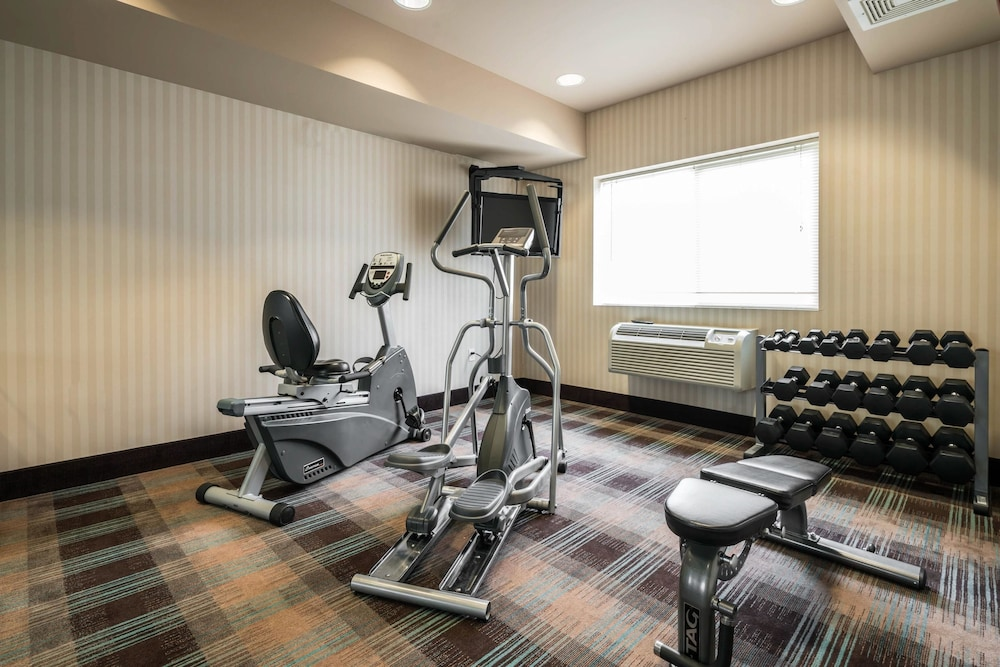 Fitness Facility, Quality Inn & Suites at Olympic National Park