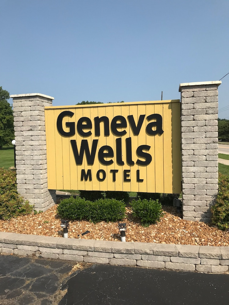 Featured Image, Geneva Wells Motel