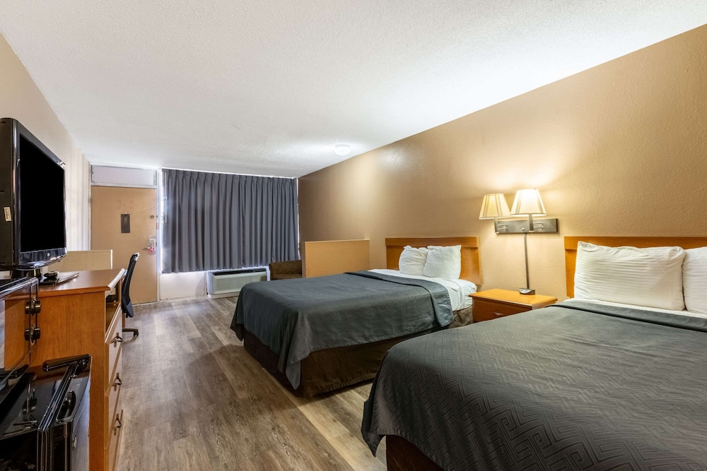 Room, Econo Lodge And Suites Bricktown
