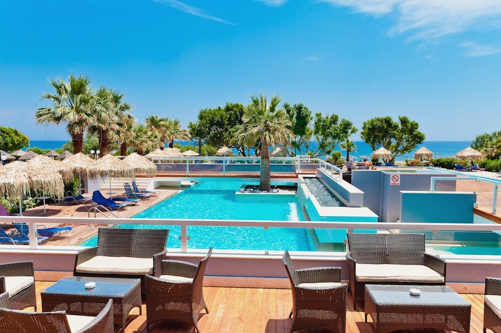 Outdoor Pool, Blue Sea Beach Resort - All Inclusive