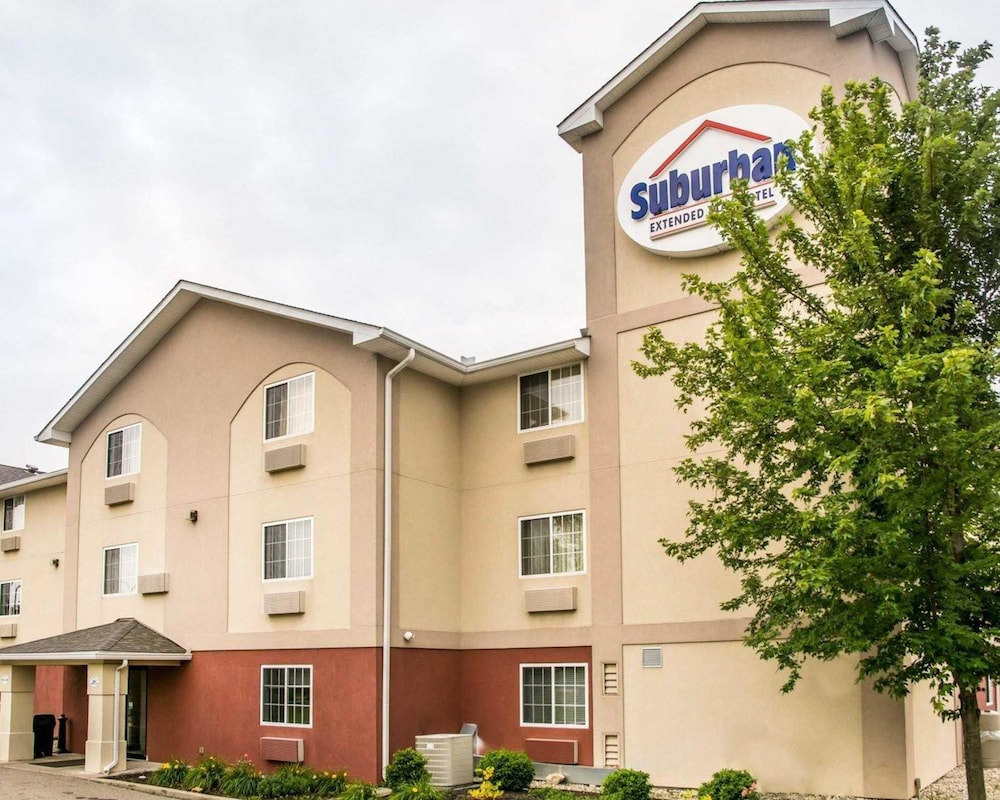 Extended Stay Hotels Dayton