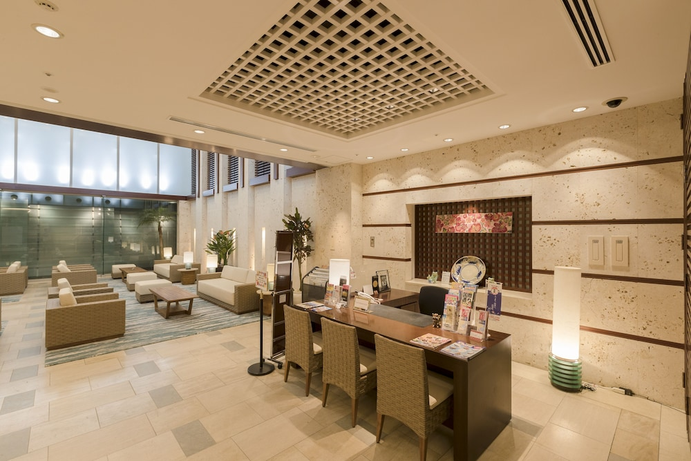 Concierge Desk, Hotel JAL City Naha