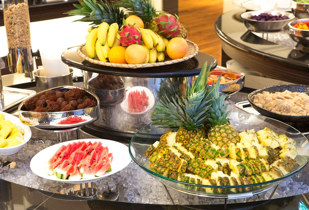 Buffet, Hotel JAL City Naha