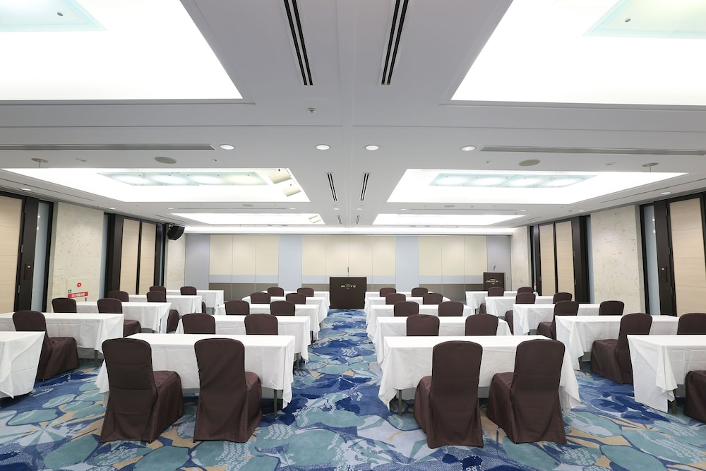 Meeting Facility, Hotel JAL City Naha