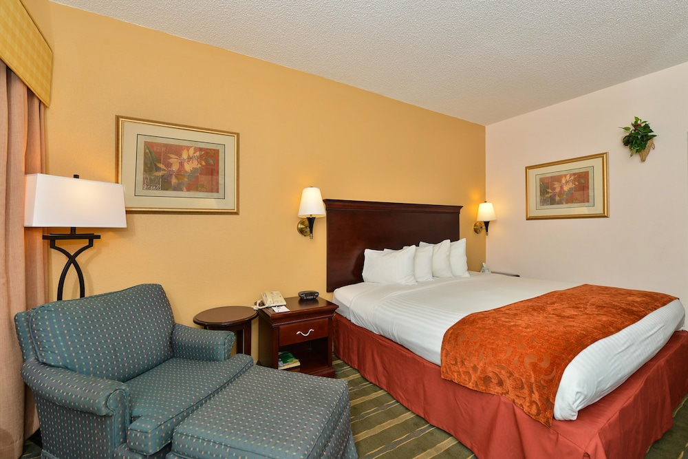 Room, Best Western Lake Okeechobee